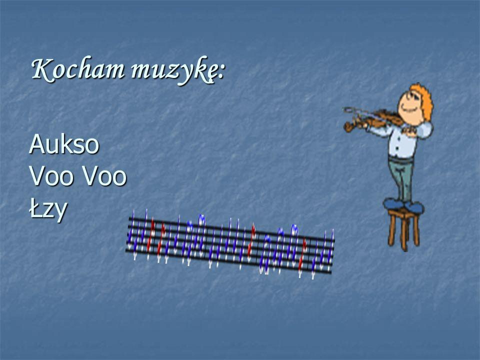 Kocham muzykę: Aukso Voo Voo Łzy