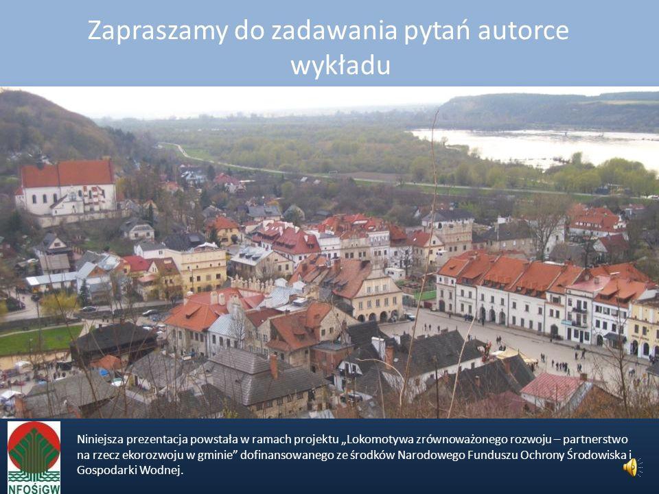 Partycypacja społeczna w planowaniu przestrzennym (6) Dobre przykłady zastosowań GIS w tworzeniu podstaw zrównoważonego rozwoju na poziomie lokalnym: Internetowy serwis planowania przestrzennego jako element procesu wzmocnienia partycypacji społecznej w planowaniu przestrzennym w mieście Bolesławiec Celem projektu było stworzenie portalu z modułem web-GIS przeznaczonego do współpracy ze społecznością lokalną.