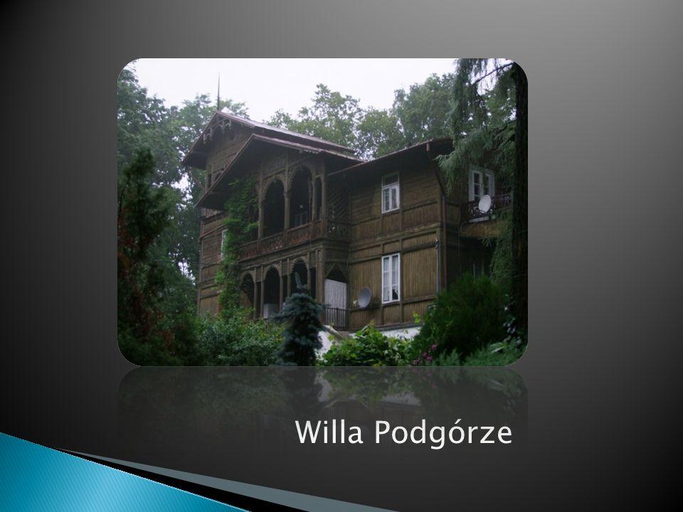 Willa Podgórze
