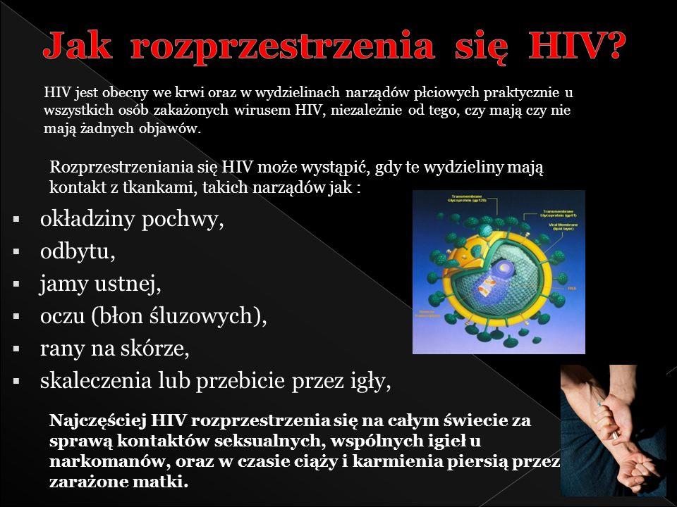 Wirus został odkryty w 1983 przez L.Montagniera z Instytutu Pasteura w Paryżu.