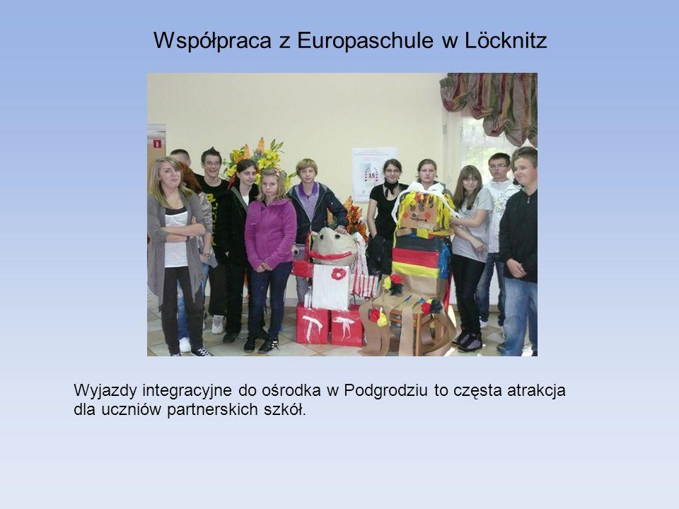 Wyjazdy integracyjne do ośrodka w Podgrodziu to częsta atrakcja dla uczniów partnerskich szkół.