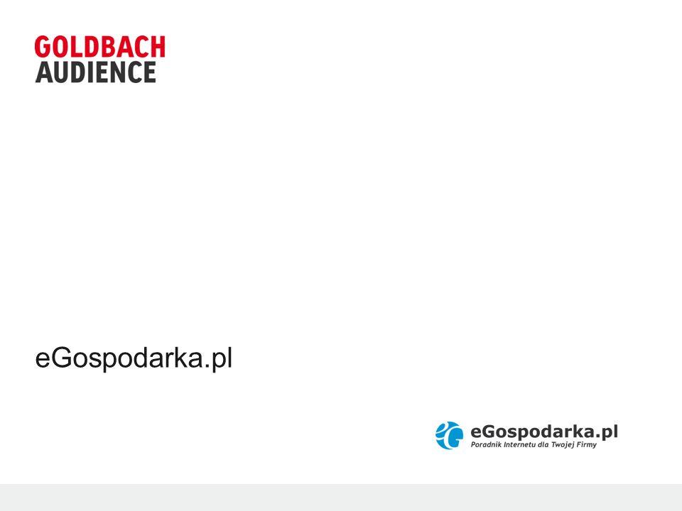 >> eGospodarka.pl Prezentacja ogólna serwisu