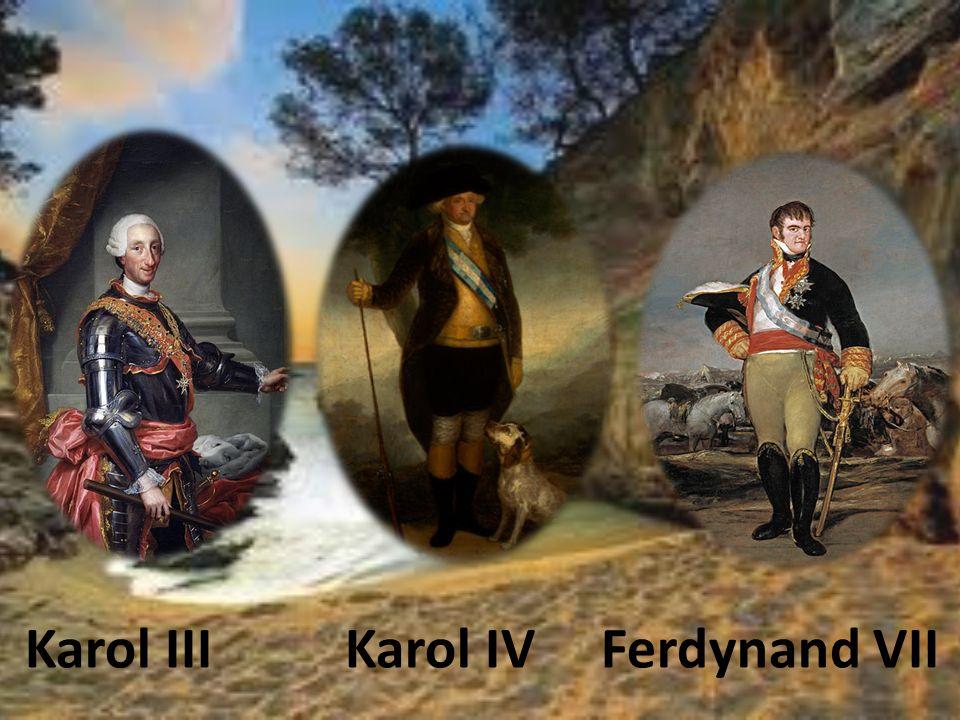 Karol IIFilip IV Filip III