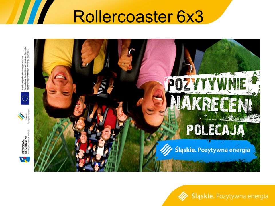 Rollercoaster 6x3