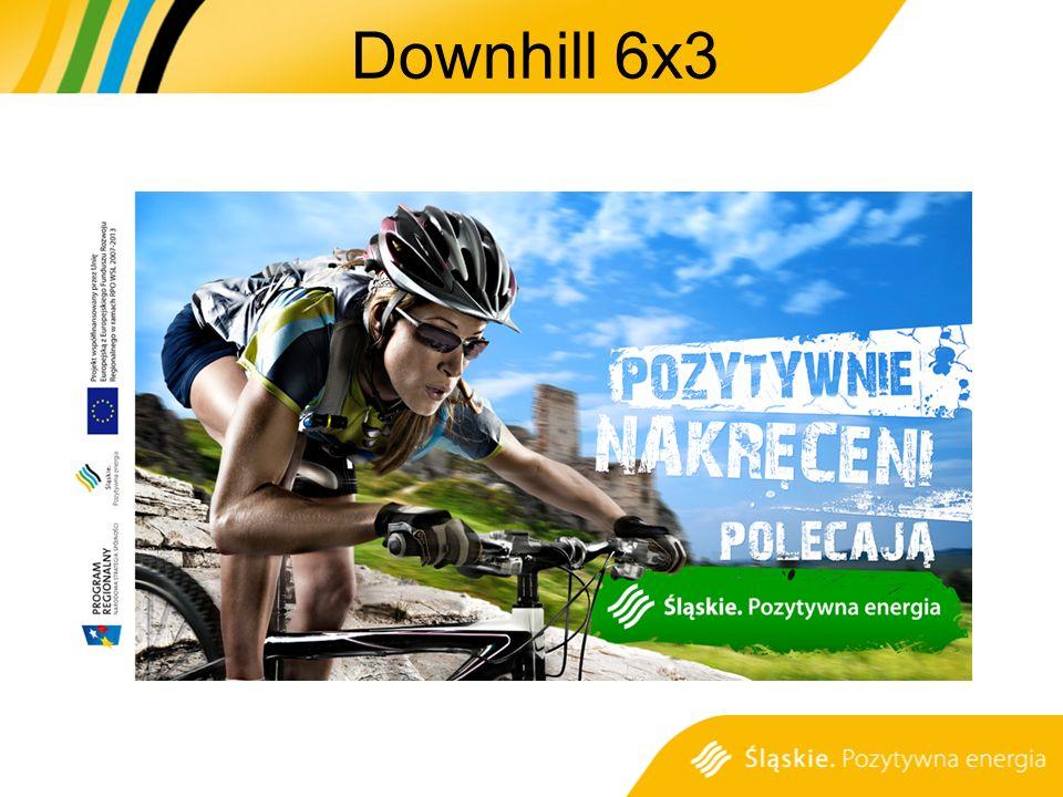 Downhill 6x3