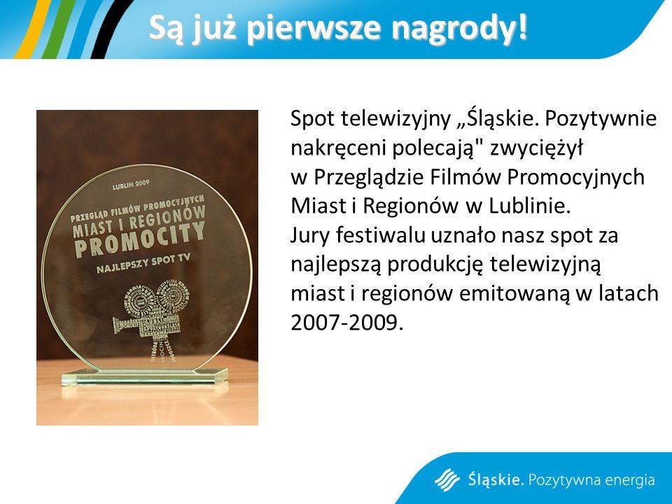 Spot telewizyjny Śląskie.
