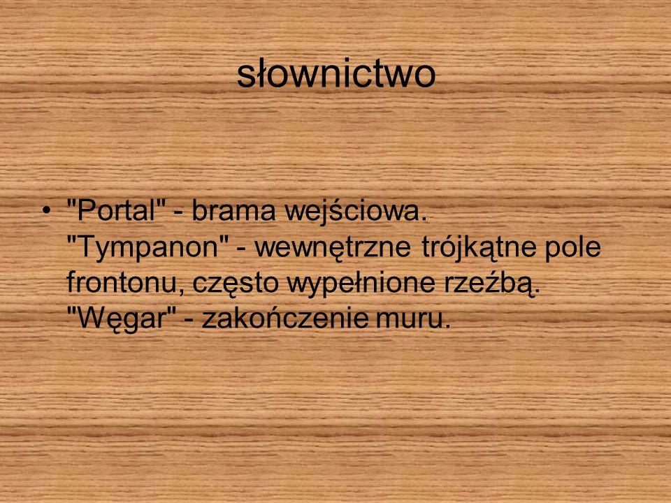 słownictwo