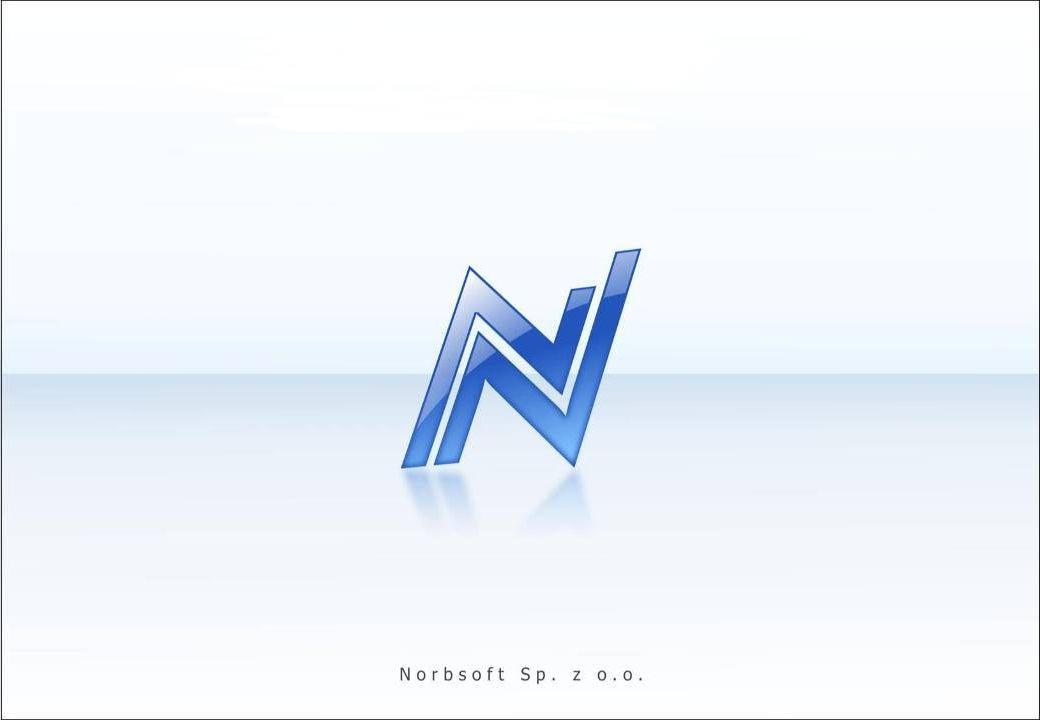 Wstęp Norbsoft Sp.z o.o.
