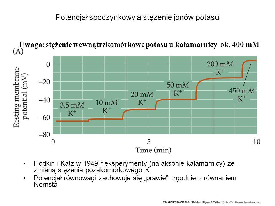 EPSP jest depolaryzujący a IPSP zwykle hyperpolaryzujący ale nie musi (w pewnych warunkach IPSP może być depolaryzujący.
