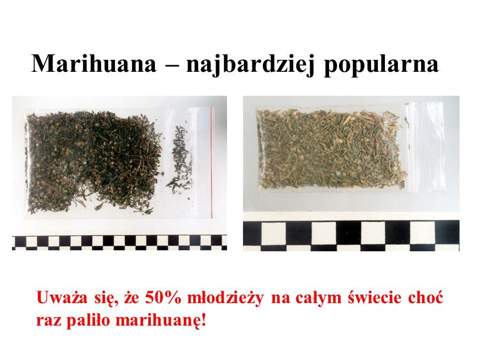 Strzykawka z polską heroiną