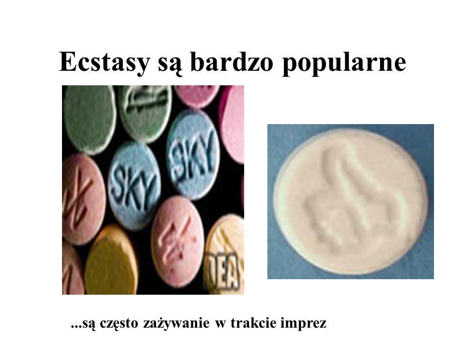 Ecstasy to amfetaminy halucynogenne Woreczek z tabletkami ekstazy Tabletki ekstazy