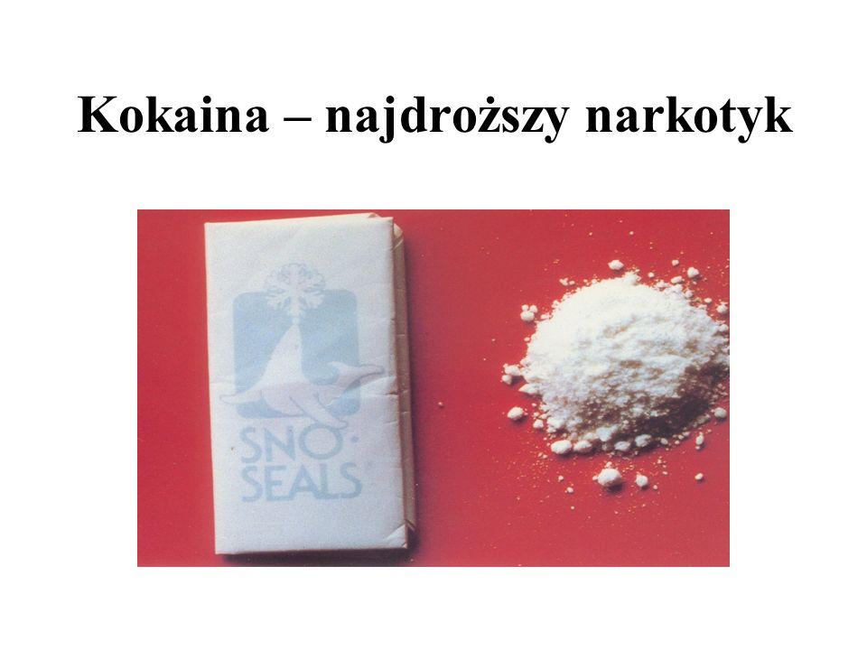 LSD czyli tzw. kwas LSD - kolorowe papierki nasączone narkotykiem LSD - pojedyncza porcja