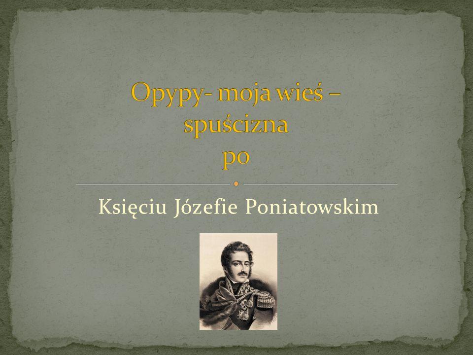 Księciu Józefie Poniatowskim