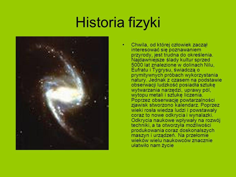 Ważne prawa Dobrze sprecyzowane i powszechnie przyjęte teorie są przedstawiane jako prawa fizyki.