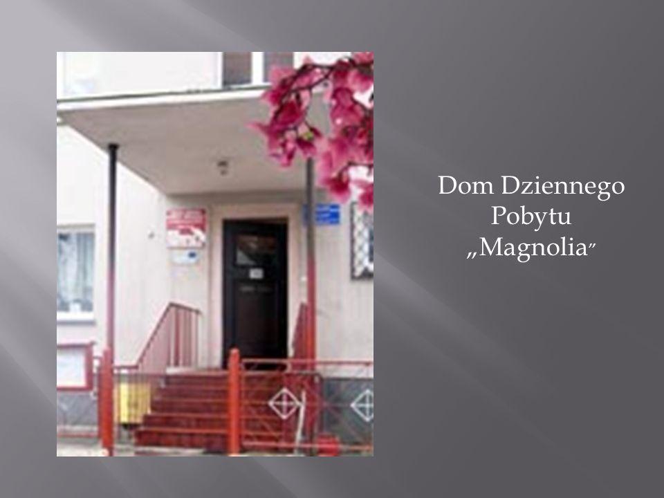 Dom Dziennego Pobytu Magnolia