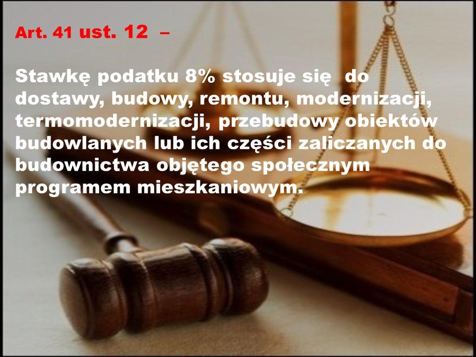 Art. 41 ust.