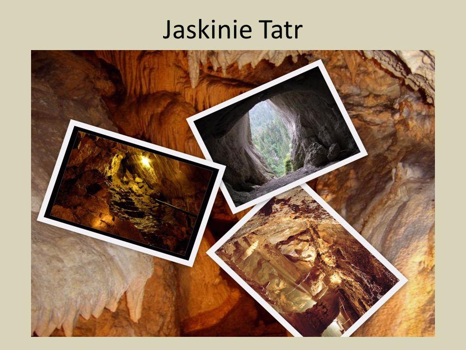 Jaskinie Tatr