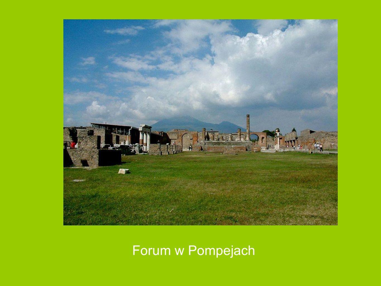 Pompeje Pompeje, dawniej Pompeja (łac. Pompeii, wł. Pompei) – miasto w regionie dzisiejszej Kampanii we Włosz echzniszczone w czasach cesarstwa rzymsk