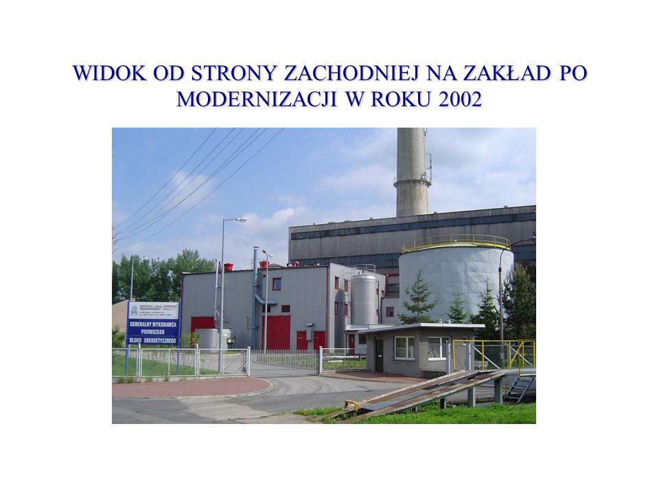 PODSTAWOWE PARAMETRY PRODUKCJI 1.Moc cieplna zainstalowana – 120 MWt 2.Moc elektryczna zainstalowana – 4,5 MW 3.Energia cieplna: - para przegrzana 400 o C i 20 bar - woda grzewcza 130/70 o C - woda technologiczna 130 o C 4.Energia elektryczna - napięcie 15 kV – Enion ZE Bielsko-Biała - napięcie 6 kV – Zakład Przetwórstwa Mięsnego Bielesz, potrzeby własne - napięcie 0,4 kV – potrzeby własne, najemcy pomieszczeń