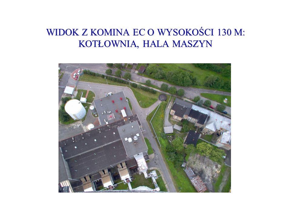 PODSTAWOWE URZĄDZENIA ZAINSTALOWANE W EC 3 kotły wodne WR-25 o mocy nominalnej 29 MW i sprawności 80% 1 kocioł parowy OR-35 o mocy nominalnej 29 MW i sprawności 87%