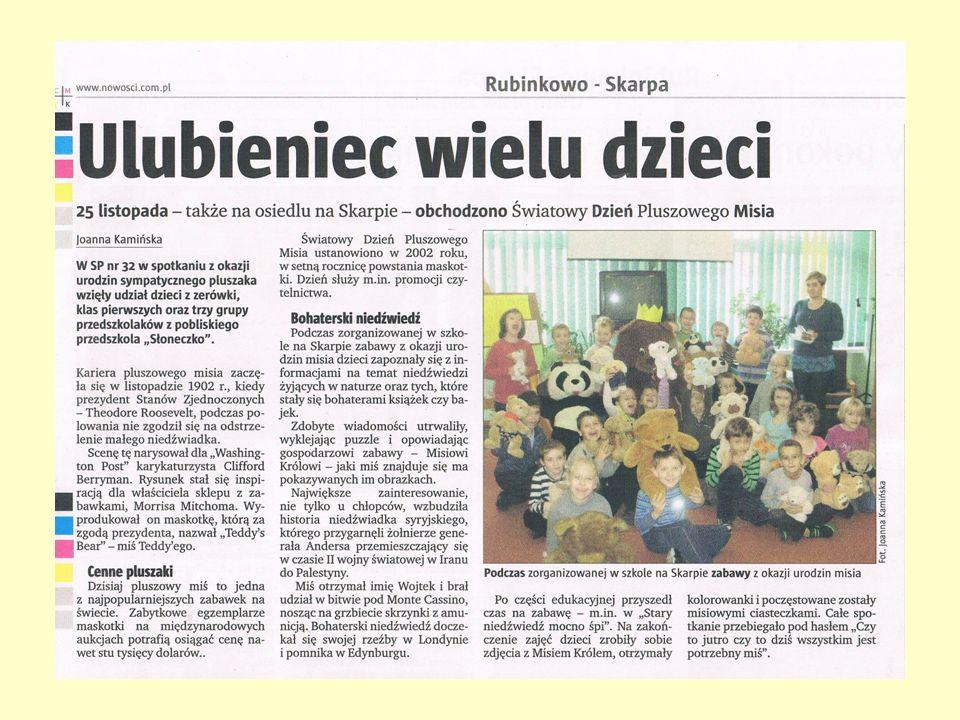 Listopad 2011 roku Święto Katarzynki Kim by ł a ś w.
