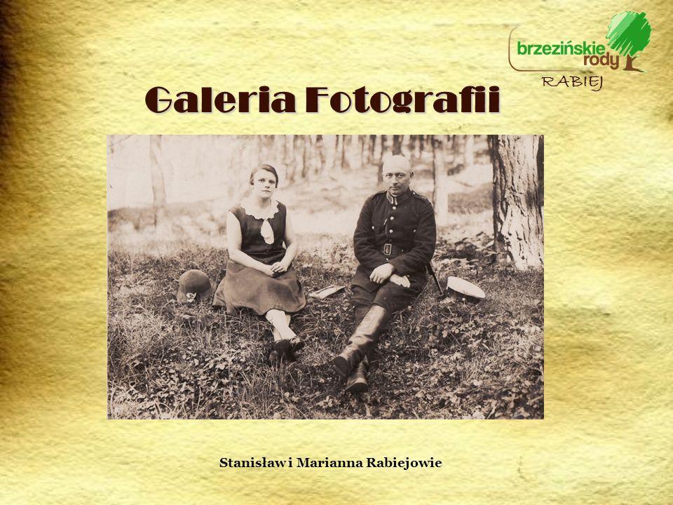 Galeria Fotografii RABIEJ Stanisław i Marianna Rabiejowie