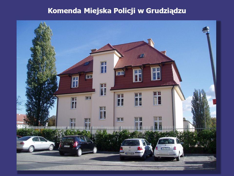Komenda Miejska Policji w Grudziądzu