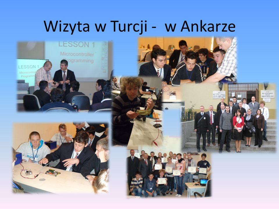 Wizyta w Turcji - w Ankarze