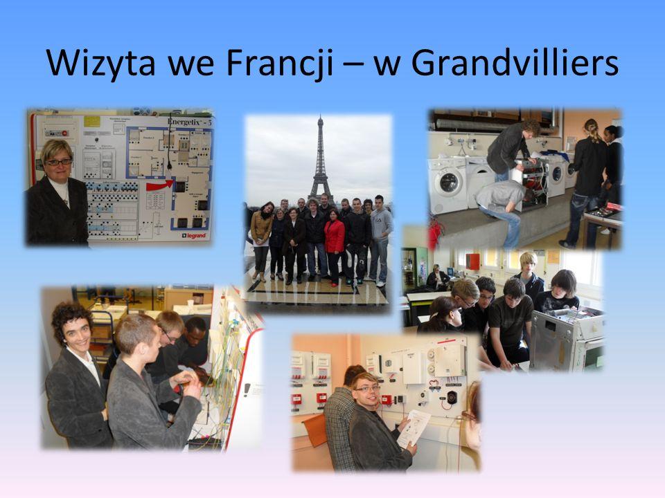 Wizyta we Francji – w Grandvilliers
