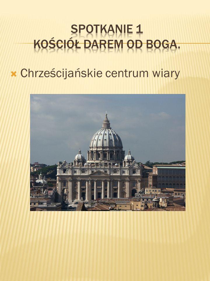 Chrześcijańskie centrum wiary