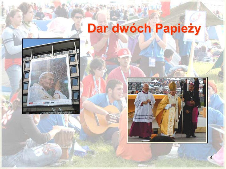 4 Dar dwóch Papieży