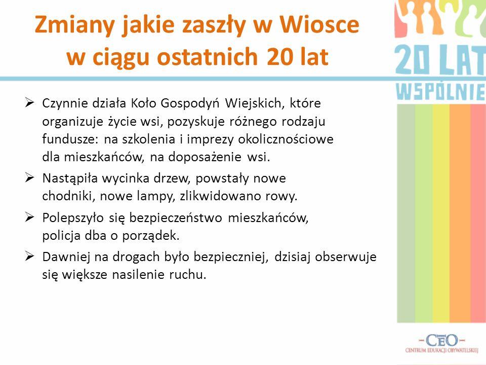 Odnowiono krzyż, posadzono dąb i odsłonięto tablicę pamiątkową ku czci Ludomira Olejniczaka – nauczyciela z Wioski, zamordowanego w Katyniu.