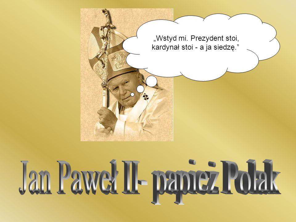 Karol Wojtyła urodził się 18.05.1920 r w Wadowicach jako drugi syn Karola Wojtyły seniora i Emilii z Kaczorowskich.