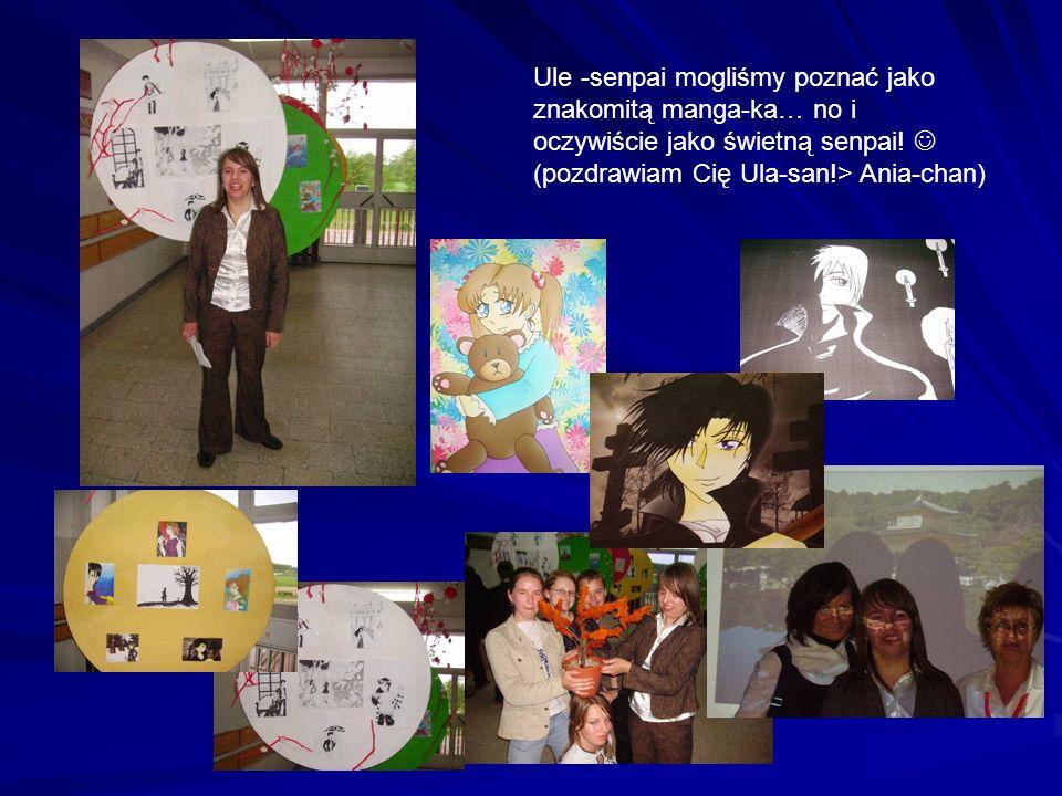 Ule -senpai mogliśmy poznać jako znakomitą manga-ka… no i oczywiście jako świetną senpai.