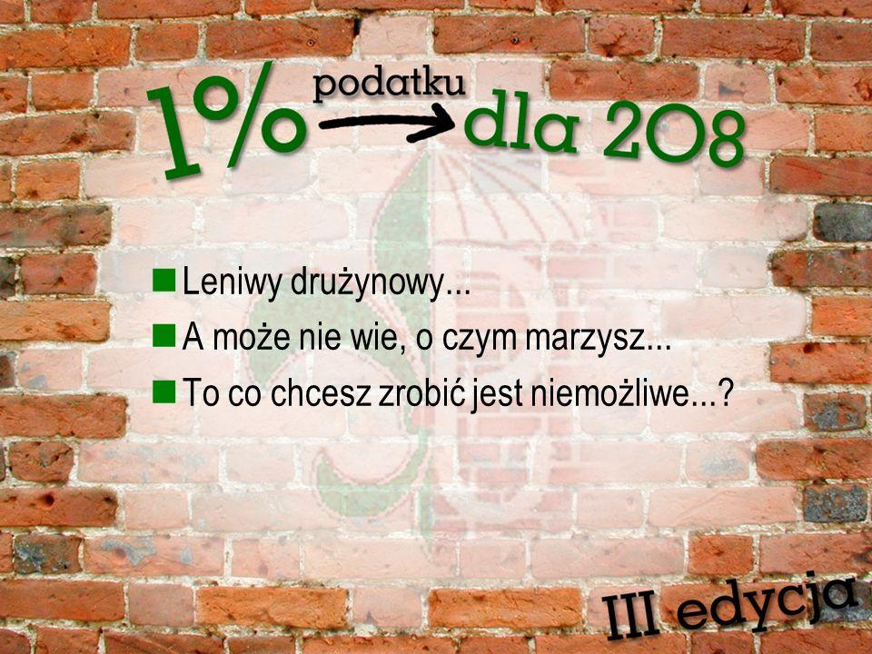 1% dla 208 - III edycja