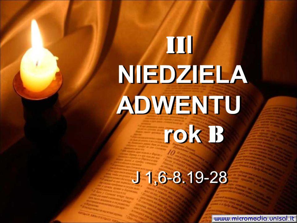 Równocześnie bądźmy gotowi rozpoznać Jego obecność pośród nas, On bowiem przychodzi do nas także poprzez ludzi i wydarzenia życia codziennego. Jan Paw