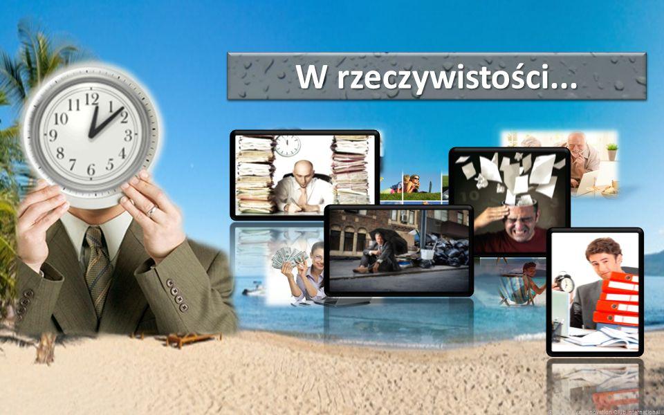 ...naszą ambicją! W rzeczywistości... © 2012 Royal Innovation Club International