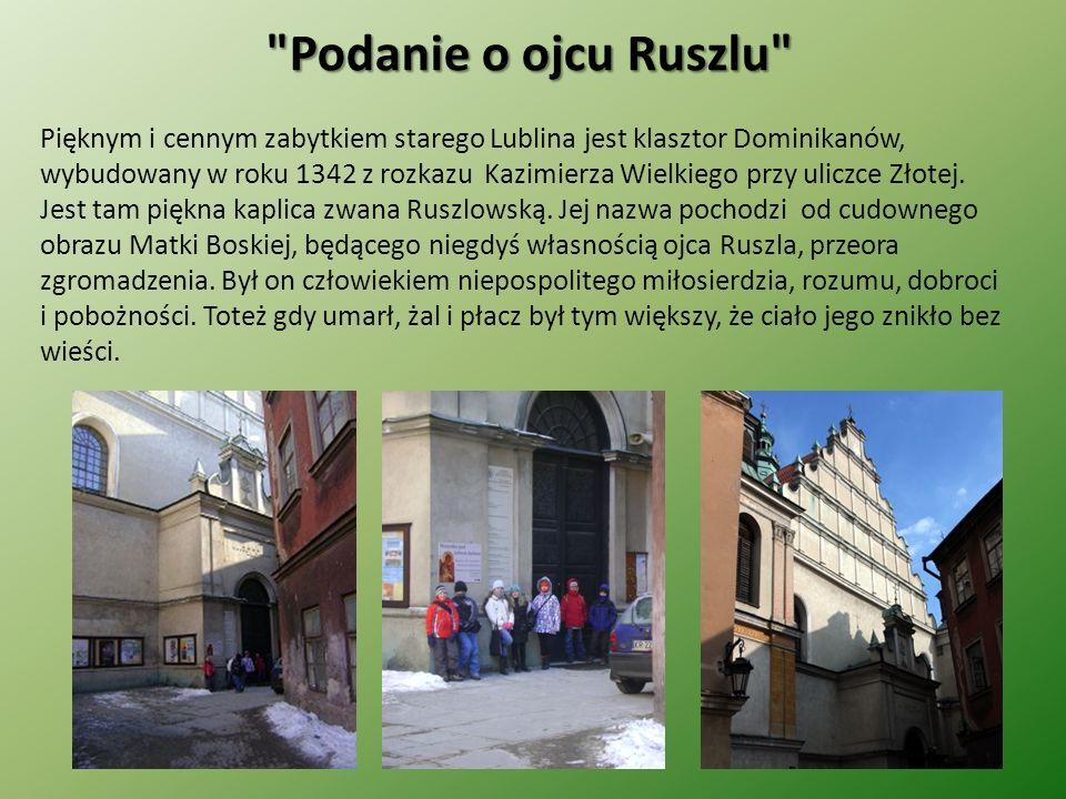 Jak Boczarski na młynie Kiedy noc jest bezksiężycowa i wietrzna, lepiej nie przechodzić ulicą Bernardyńską.