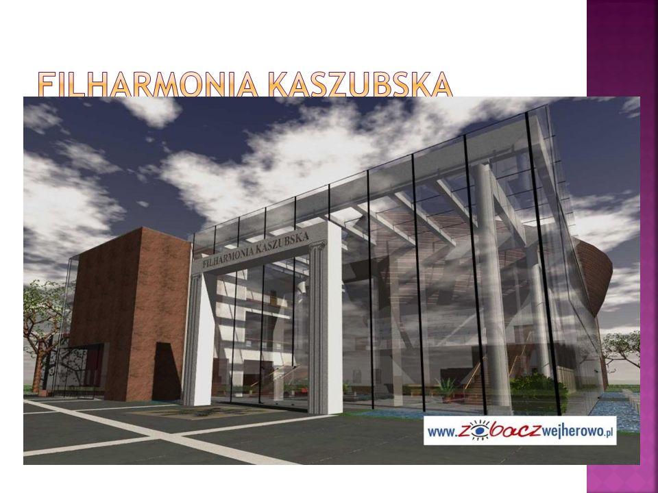 Stadion wejherowski to jeden z najpiękniej położonych obiektów sportowych w Polsce.
