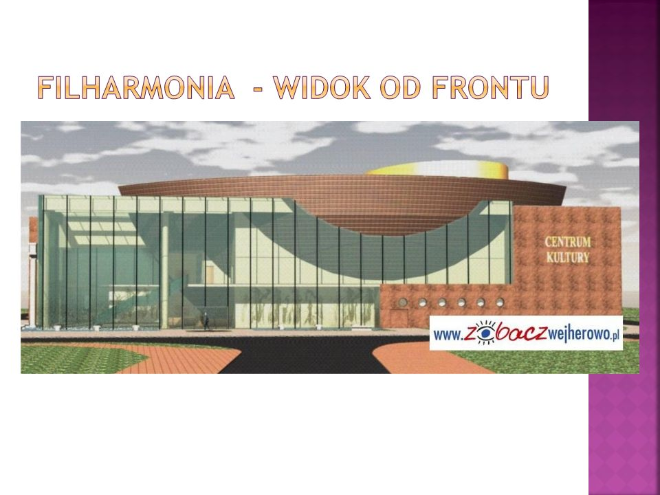 Stadion otaczają piękne wzgórza i Kalwaria Wejherowska, która słynna jest w naszym kraju.