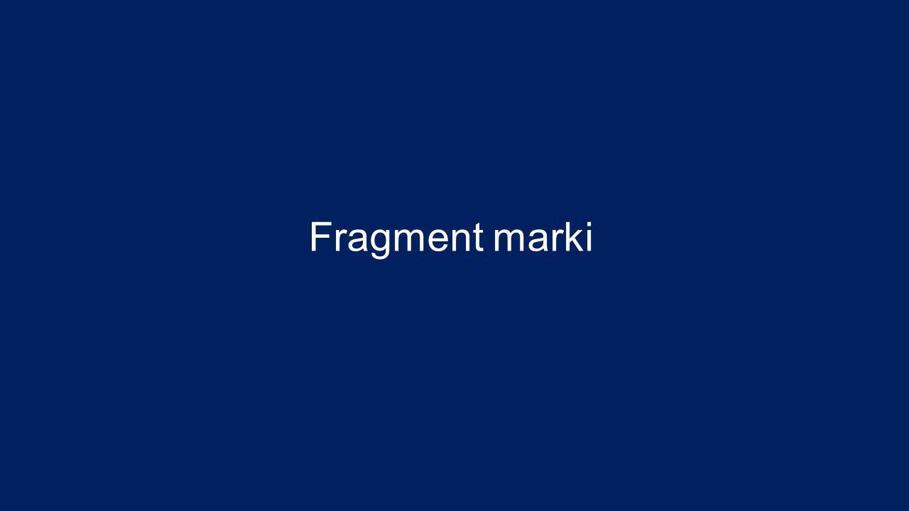Fragment marki