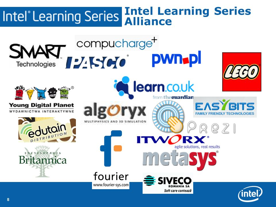 888 Intel Learning Series Alliance