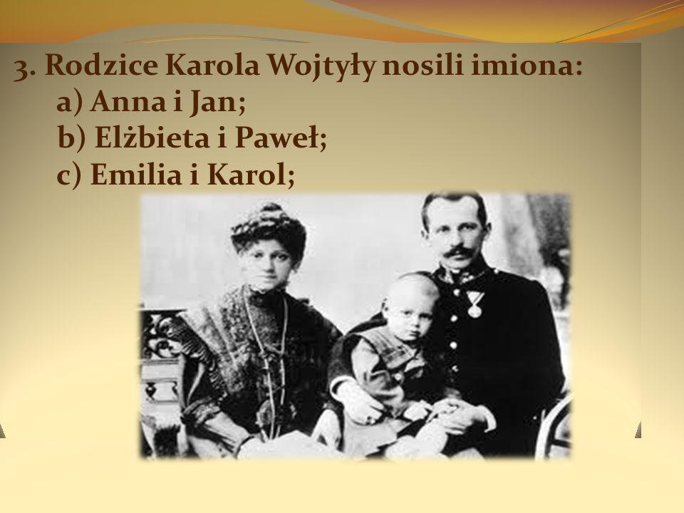 14.Przesłaniem pielgrzymki Jana Pawła II do Polski w 2002 r.