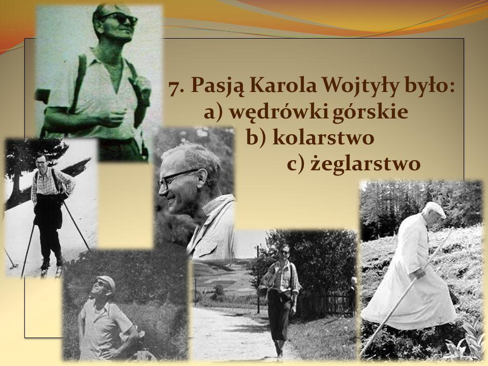 18.Wymień datę śmierci Ojca Świętego Jana Pawła II.