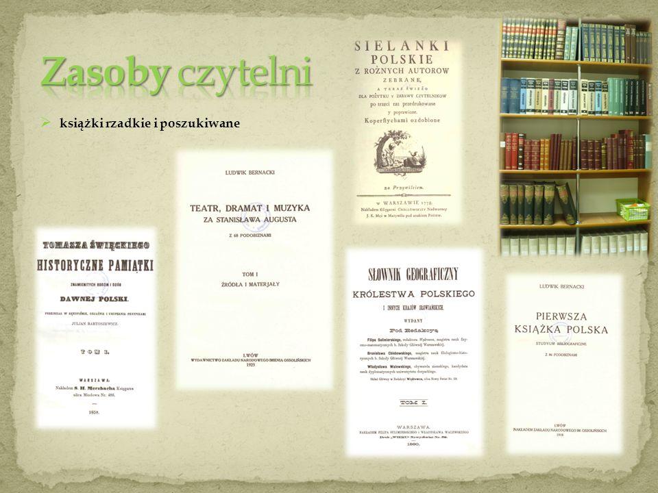 książki rzadkie i poszukiwane