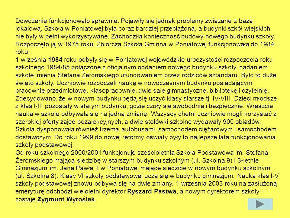 4. W którym roku dyrektorem został Ryszard Pastwa? a.W 1990W 1990 b.W 1967W 1967 c.W 1970W 1970