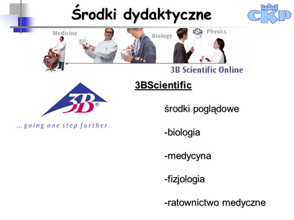 3BScientific środki poglądowe -biologia-medycyna-fizjologia -ratownictwo medyczne Centrum Kształcenia Praktycznego w Krakowie Środki dydaktyczne