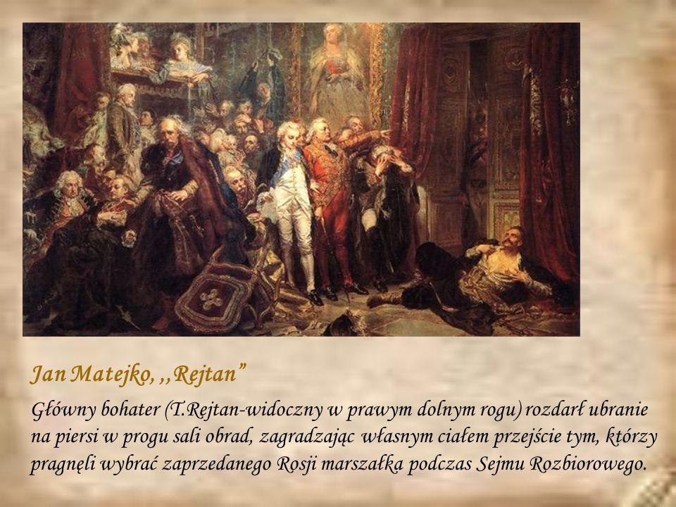 Alegoria I rozbioru Polski.