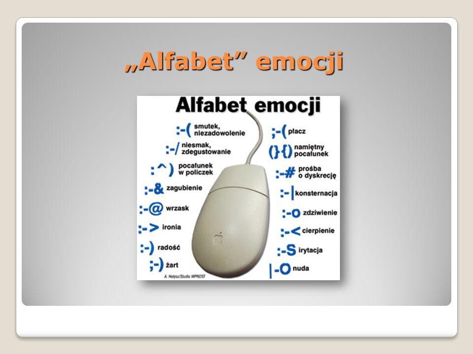 Alfabet emocji