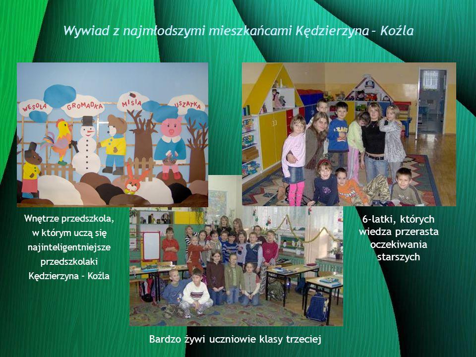 Wywiad z najmłodszymi mieszkańcami Kędzierzyna – Koźla Wnętrze przedszkola, w którym uczą się najinteligentniejsze przedszkolaki Kędzierzyna - Koźla 6